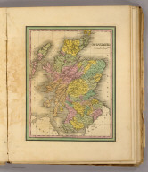 Scotland. (Written and engraved by Jos. Perkins. 1845)