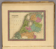 Holland. (Written and engraved by Jos. Perkins. 1845)