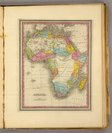 Africa. (Written and engraved by Jos. Perkins. 1845)