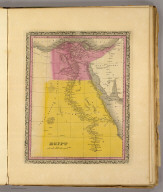 Egypt. (Written and engraved by Jos. Perkins. 1845)