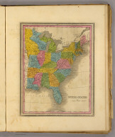 United States. (Written and engraved by Jos. Perkins. 1845)