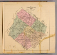 Map of Augusta County, Virginia. By Jed. Hotchkiss, Top. Eng. Staunton, Va. 1885.