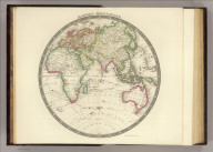 Eastern Hemisphere. London: Published by Henry Teesdale & Co. (1844)