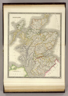 Scotland. London: Published by Henry Teesdale & Co. Drawn & Engraved by J. Dower, Pentonville, London. (1844)