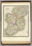 Ireland. London: Published by Henry Teesdale & Co. Drawn & Engraved by J. Dower, Pentonville, London. (1844)