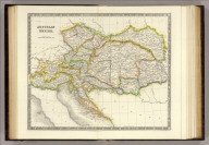Austrian Empire. London: Published by Henry Teesdale & Co. Drawn & Engraved by J. Dower, Pentonville, London. (1844)