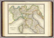 North Italy. London: Published by Henry Teesdale & Co. Drawn & Engraved by J. Dower, Pentonville, London. (1844)