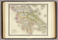 Greece. London: Published by Henry Teesdale & Co. Drawn & Engraved by J. Dower, Pentonville, London. (1844)