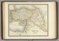 Turkey in Asia. London: Published by Henry Teesdale & Co. Drawn & Engraved by J. Dower, Pentonville, London. (1844)