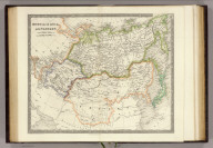 Russia in Asia and Tartary. London: Published by Henry Teesdale & Co. Drawn & Engraved by J. Dower, Pentonville, London. (1844)