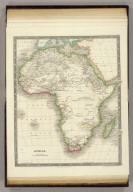 Africa. London: Published by Henry Teesdale & Co. Drawn & Engraved by J. Dower, Pentonville, London. (1844)