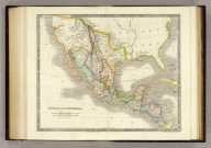 Mexico and Guatimala. London: Published by Henry Teesdale & Co. Drawn & Engraved by J. Dower, Pentonville, London. (1844)
