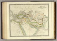Ancient Persian Empire. London: Published by Henry Teesdale & Co. Drawn & Engraved by J. Dower, Pentonville, London. (1844)