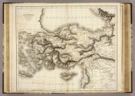 Asia Minor. Drawn & Engraved for Dr. Playfair's Geography. Neele, sc., 35[2]Strand. (1814)
