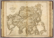 Asia. Drawn & Engraved for Dr. Playfair's Geography. Neele, sc., Strand. London. Published May 12th 1814, by T. Underwood, Fleet Street.