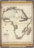 Africa. Drawn & Engraved for Dr. Playfair's Geography. Engraved by H. Cooper, 28 Chancery Lane, (London, 1814)