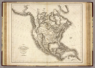 North America. Drawn & Engraved for Dr. Playfair's Geography. Neele, sculp., Strand. (London, 1814)