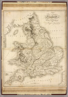 England. Drawn and Engraved for Dr. Playfair's Geography. Drawn by W.W. Macpherson. Cooper, Sculp. (1814)
