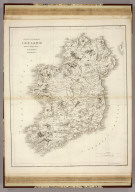 Ancient and Modern Ireland. Drawn and Engraved for Dr. Playfair's Geography. Engraved by B. Smith, Walworth near London. (1814)