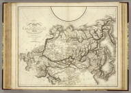 Map of Russia in Asia with the Adjacent Countries. Drawn and Engraved for Dr. Playfair's Geography. Neele fc. Strand. (London. 1814)