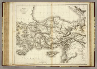 Modern Asia Minor. Drawn & Engraved for Dr. Playfair's Geography. Neele sc. 35(2) Strand. (London. 1814)