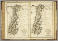 Palestine and Syria. Syria Antiqua et Palaestina. Drawn & Engraved for Dr. Playfair's Geography. Neele sc. 35(2) Strand. (London. 1814)