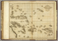 Islands in the Pacific Ocean. Drawn and Engraved for Dr. Playfair's Geography. London Published May 12th, 1814 by T. Underwood, Fleet Street. Neele, sc. Strand.