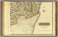 Southern part of Aberdeen & Banff-Shrs. Eng. by E. Butterworth, Edinr. Published by John Thomson, Edinburgh, 1826. (1832)