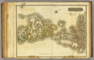 Middle part of Western Isles. Part of Inverness Sh. From actual surveys. Drawn by Wm. Johnson, Edinr. Engd. by W. Dassauville, Edinr. Published by John Thomson & Co., Edinburgh, 1822. (1832)