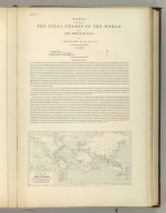 Notes Explanatory of the Tidal Charts of the World and of the British Seas.
