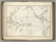 Chart of the Great Pacific Ocean or South Sea, To Illustrate the Voyage of Discovery made by the Boussole and Astrolabe in the years 1785, 86, 87, & 88. No. 3. Published as the Act directs Novr. 1st 1798, by G.G. & J. Robinson, Paternoster Row.