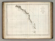 Chart of Part of the Northwest Coast of America. Explored by the Boussole & Astrolabe lin 1787. Ist Sheet. Published as the Act directs Novr. 1st 1798, by G.G. & J. Robinson, Paternoster Row. No. 17.