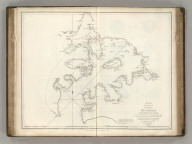 Plan of the Entrance of the Port of Bucarelli on the North West Coast of America, in 55 dgrees 15 minutes of Latitidue North & 136 degrees 15 minutes of Longitude West of Paris:* Discovered in 1775 by the Spanish Schooner la Senora Commanded by D. Juan Fco. de la Quadra & D. Franco. Alto. Maurelle, and more amply explored in the Expedition of 1779 .... Published as the Act directs Novr. 1st 1798, by G.G. & J. Robinson, Paternoster Row, London. Neele, sc. Strand. No. 26.