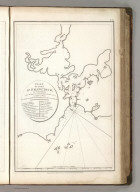 Plan of the Port of St. Francisco in California. Point de Reyes in 37 degrees 59 minutes of Latitude North & 124 degrees, 54 minutes Longitude - West. Published as the Act directs Novr. 1st 1798, by G.G. & J. Robinson, Paternoster Row, London. Neele, sculpt., Strand. No. 33.