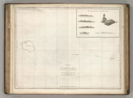 Chart of Necker Island in 23 degrees 34 minutes of Latitude N. & 168 degrees 10 minutes Longitude West of Paris and of the Basse des Fregates Francaises of French Frigate Schoal in 23 degrees 45 minutes of Latitude N. & 168 degrees 10 minutes of Longitude, Discovered in Novermber 1786. Published as the Act directs Novr. 1st 1798, by G.G. & J. Robinson, Paternoster Row, London. Neele, sculpt., Strand. No. 38.
