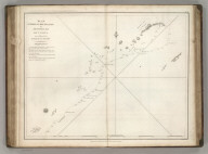 Plan of the Islands or Archipellago of Corea seen in May 1787 by Boussole and Astrolabe. Published as the Act directs Novr. 1st 1798, by G.G. & J. Robinson, Paternoster Row, London. S. Neele sculpt. Strand. No. 44.