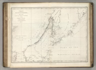 Chart of the Discoveries made in 1787, in the Seas of China and Tartary by the Boussole and Astrolabe from their leaving Manilla and Arriving in Kamtschatka, Sheet II. Published as the Act directs Novr. 1st 1798, by G.G. & J. Robinson, Paternoster Row, London. Neele sculpt. Strand. No. 46.