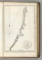 Plan of La Baie de Langle on the West Side of the Isle of Tchoka .... Published as the Act directs Novr. 1st 1798, by G.G. & J. Robinson, Paternoster Row, London. S.J.Neele sculpt. Strand. No. 49.