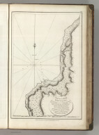 Plan of La Baie Destaing on the Eastern Coast of Tchoka .... Published as the Act directs Novr. 1st 1798, by G.G. & J. Robinson, Paternoster Row, London. Neele sculpt. Strand. No. 51.