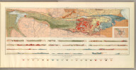 General Geological Map of the Marquette District. By C.R. Van Hise and W.S. Bayley. Julius Bien & Co. Lith. N.Y.