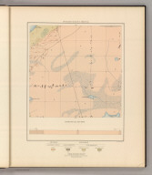 Detailed Geology Sheet IX. (T 47 N, R 30 W, NE Quarter). Julius Bien & Co. Lith. N.Y.