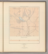 Detailed Geology Sheet XIV. (T 47 N, R 29 W, SW Quarter). Julius Bien & Co. Lith. N.Y.