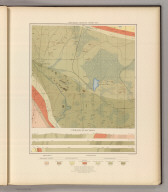 Detailed Geology Sheet XIX. (T 47 N, R 28 W, NW Quarter). Julius Bien & Co. Lith. N.Y.