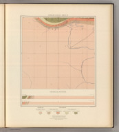 Detailed Geology Sheet XX. (T 47 N, R 28 W, SW Quarter). Julius Bien & Co. Lith. N.Y.