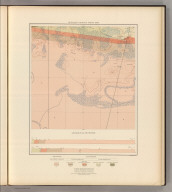 Detailed Geology Sheet XXIII. (T 47 N, R 28 W, SE Quarter). Julius Bien & Co. Lith. N.Y.