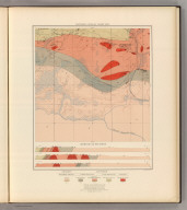 Detailed Geology Sheet XXVI. (T 47 N, R 27 W, SW Quarter). Julius Bien & Co. Lith. N.Y.