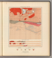 Detailed Geology Sheet XXIX. (T 47 N, R 27 W, SE Quarter). Julius Bien & Co. Lith. N.Y.