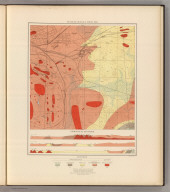Detailed Geology Sheet XXXI. (T 47 N, R 26 W), NW Quarter. Julius Bien & Co. Lith. N.Y.