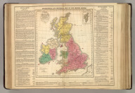 Geographical and Historical Map of the British Empire. Map of England, Scotland, and Ireland, Indicating the Places Rendered by Battles or Seiges, Intended fo the Elucidation of Lavoisne's Historical Atlas by C. Gros. Published by M. Carey & Son, Philada., 1820. Kneass, sc. No. 27. Philadelphia, Published by M. Carey & Son, 1820. Philadelphia, 1820 - Printed by T.H. Palmer, for M. Carey & Son, from the London edition of 1817, with corrections and additions.
