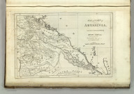 Map of Abyssinia. Copied from the Original Published by Henry Salt, Esqr. Bower, Sc. (1824)